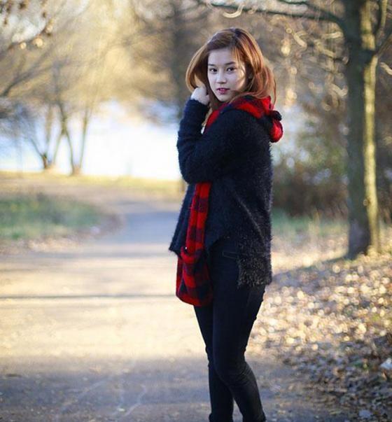 Những hot girl có nhan sắc trái khoáy với chiều cao - ảnh 15