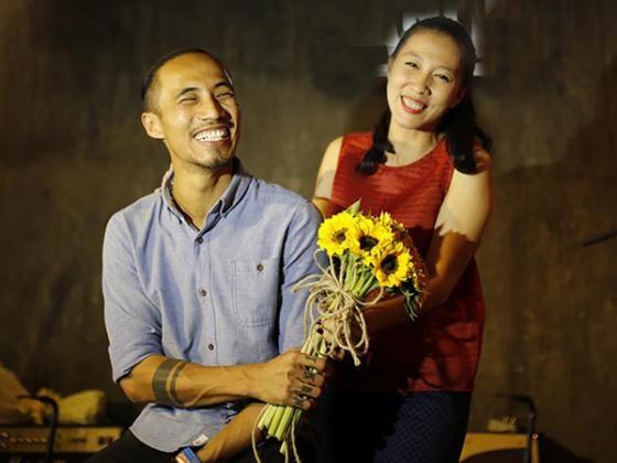 Rocker Phạm Anh Khoa thừa nhận từng đánh vợ - ảnh 2