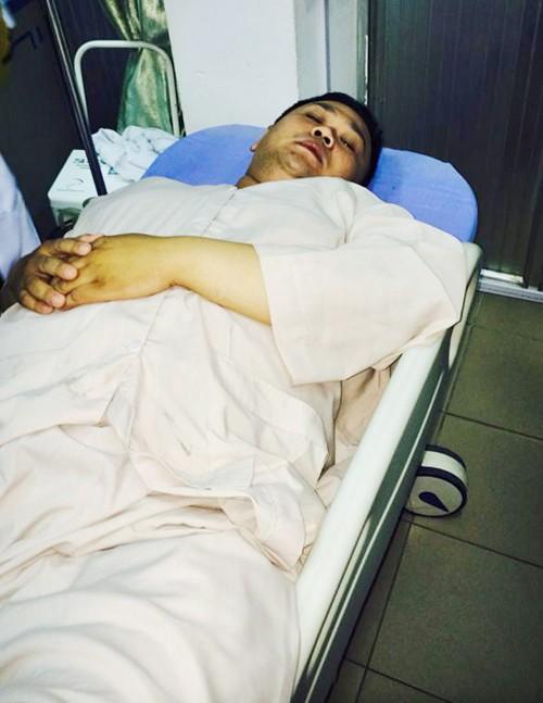 Nghệ sỹ hài Minh Béo 2 lần nhập viện vì kiệt sức - ảnh 5