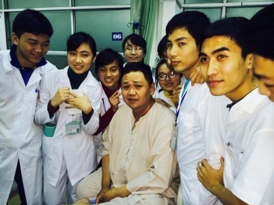 Nghệ sỹ hài Minh Béo 2 lần nhập viện vì kiệt sức - ảnh 6