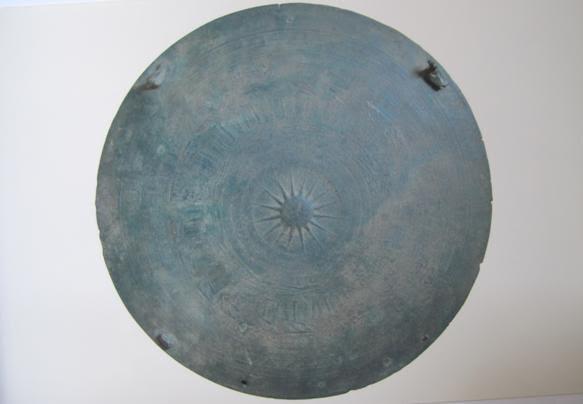 Độc đáo trống đồng vịt nghìn năm tuổi độc nhất vô nhị - ảnh 1