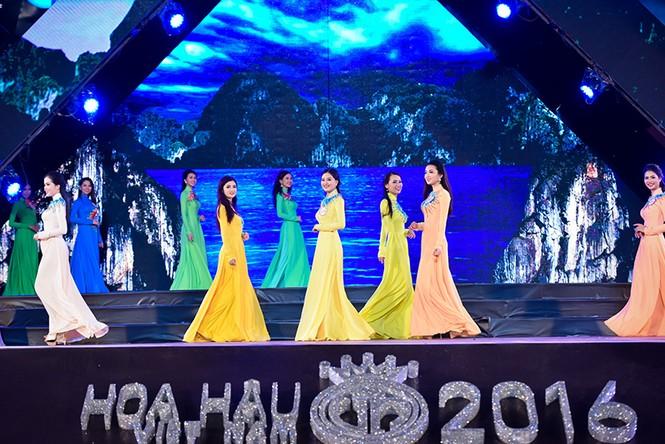 hoa hậu việt nam 2016 - ảnh 16