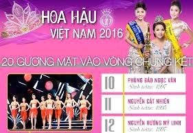 hoa hậu việt nam 2016 - ảnh 1