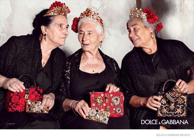 'Hơi thở' Tây Ban Nha tràn ngập BST Dolce & Gabbana xuân hè 2015 - ảnh 9
