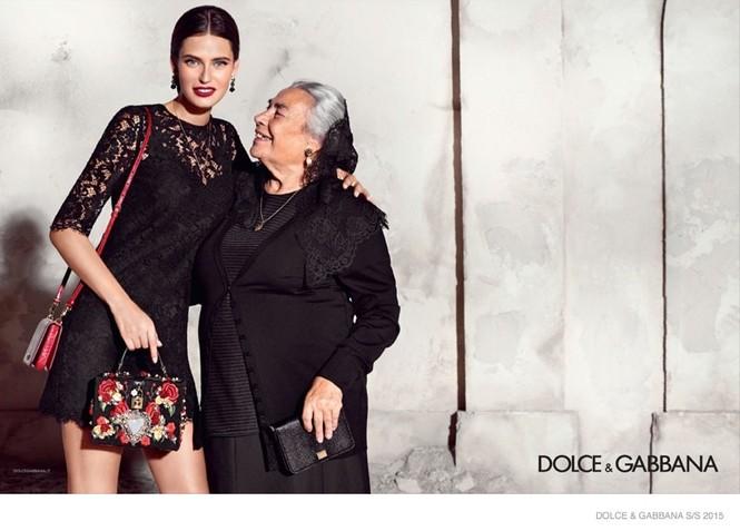 'Hơi thở' Tây Ban Nha tràn ngập BST Dolce & Gabbana xuân hè 2015 - ảnh 10
