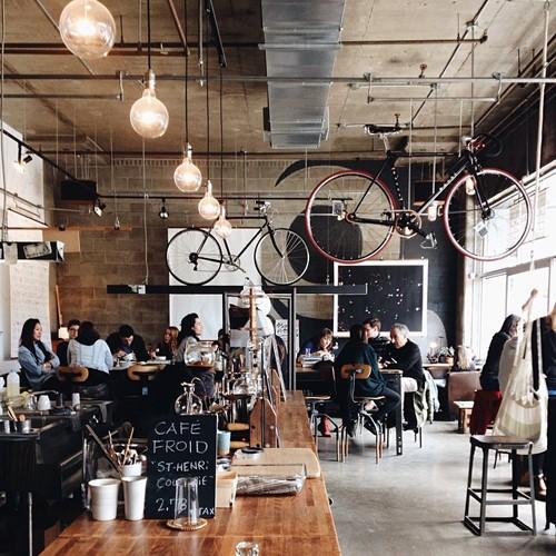 Những không gian cà phê trên thế giới 'nhìn là mê' - ảnh 5