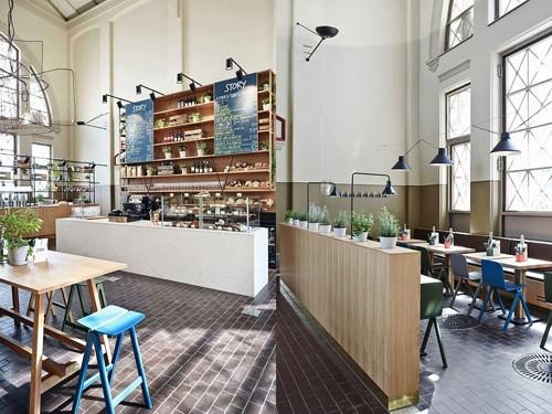 Những không gian cà phê trên thế giới 'nhìn là mê' - ảnh 7