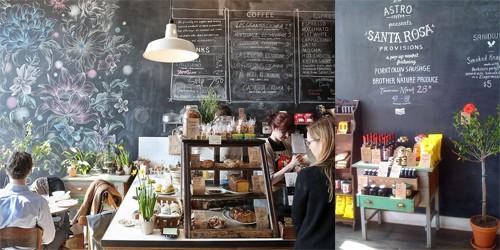 Những không gian cà phê trên thế giới 'nhìn là mê' - ảnh 8