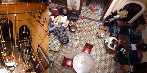 Những không gian cà phê trên thế giới 'nhìn là mê' - ảnh 9