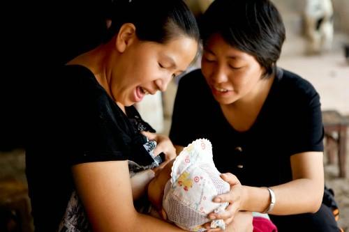 Những lý do khiến mẹ không đủ sữa cho con bú - ảnh 1