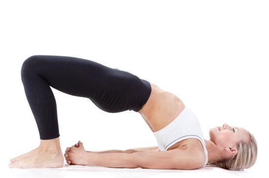Tập yoga giúp chữa 4 bệnh phổ biến - ảnh 1