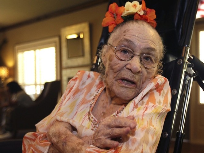 Bí quyết sống khỏe của 5 cụ bà hơn 100 tuổi - ảnh 3