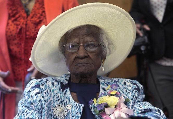 Bí quyết sống khỏe của 5 cụ bà hơn 100 tuổi - ảnh 7