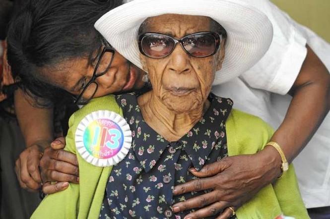 Bí quyết sống khỏe của 5 cụ bà hơn 100 tuổi - ảnh 5