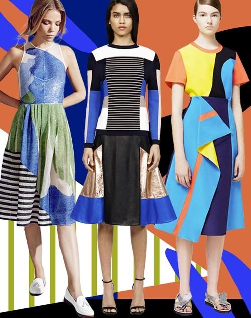 10 loại họa tiết ấn tượng mùa thời trang 2015 - ảnh 1