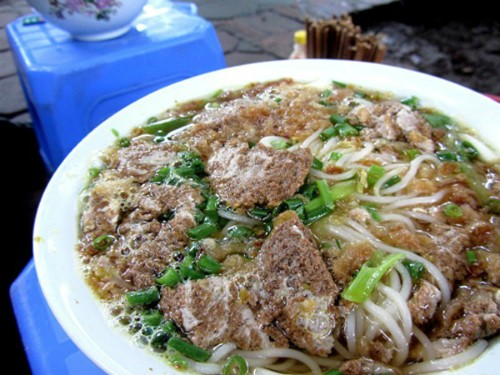 Những món ăn quen thuộc của mùa đông Hà Nội - ảnh 1