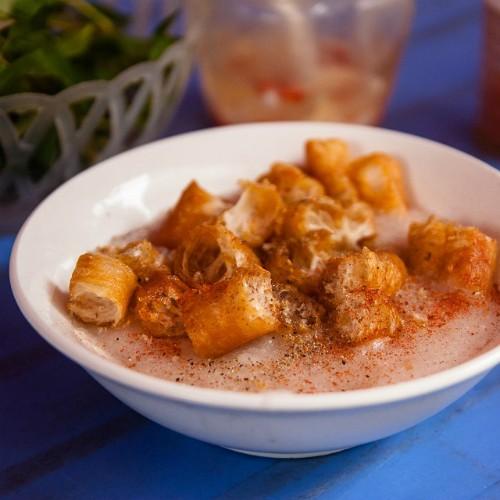Những món ăn quen thuộc của mùa đông Hà Nội - ảnh 3