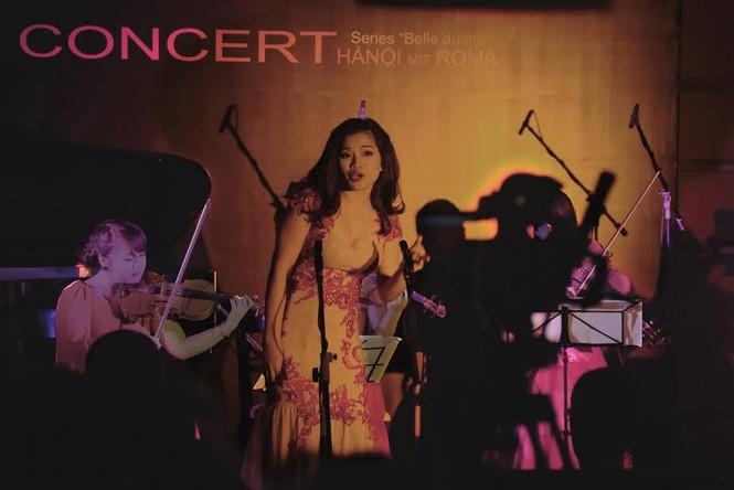 Hiền Nguyễn và men say opera - ảnh 4