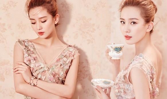 'Tiên nữ' Lưu Thi Thi quyến rũ ở mọi góc nhìn - ảnh 21