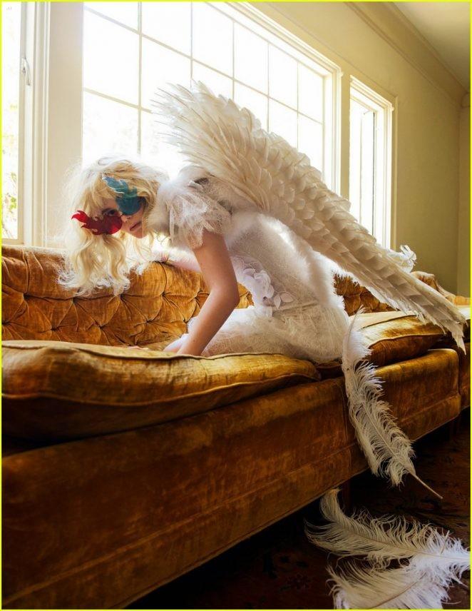 Elle Fanning, Dakota Fanning - ảnh 2