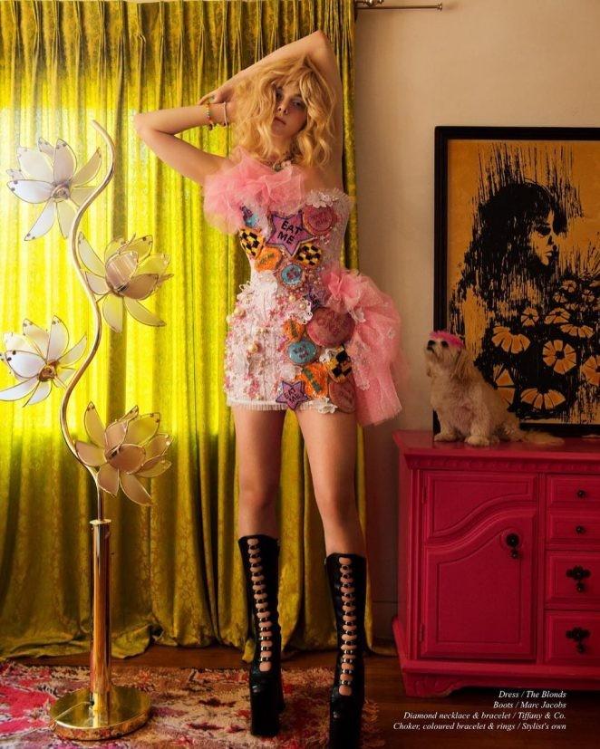 Elle Fanning, Dakota Fanning - ảnh 3