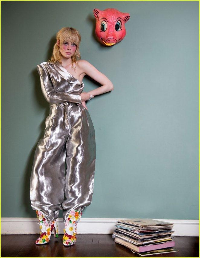 Elle Fanning, Dakota Fanning - ảnh 5