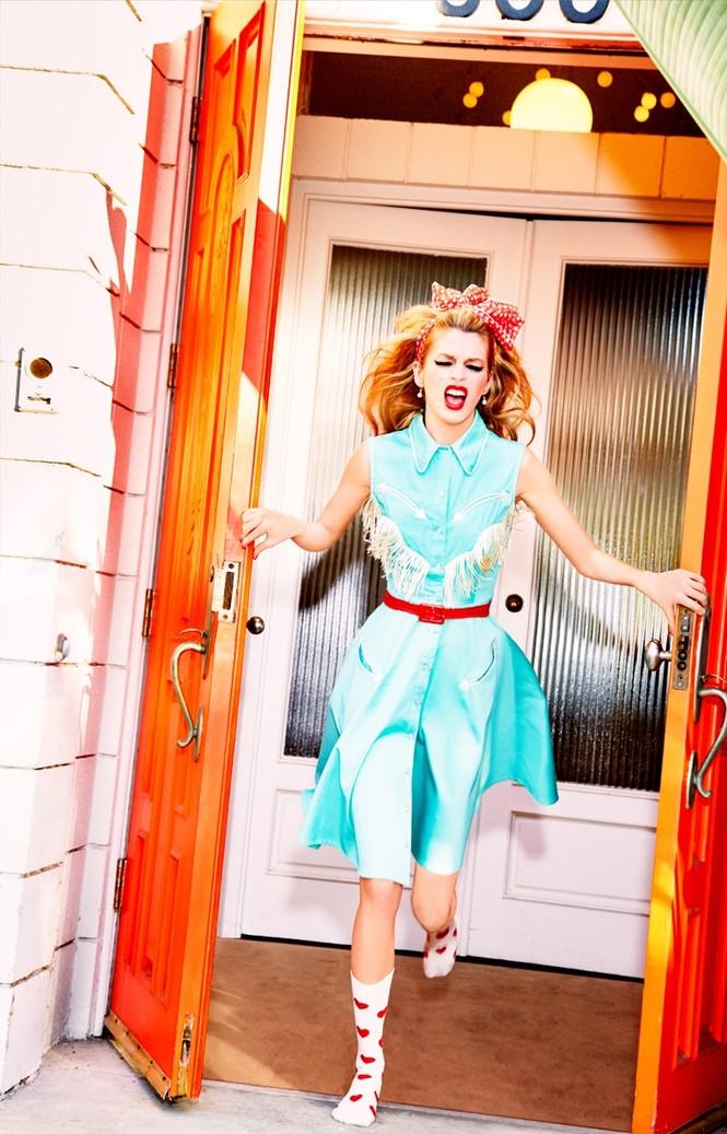 Stella Maxwell, thiên thần nội y, Victoria's Secret - ảnh 5