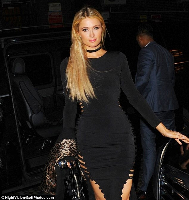 Kim Kardashian, Kendall Jenner, Paris Hilton - ảnh 4