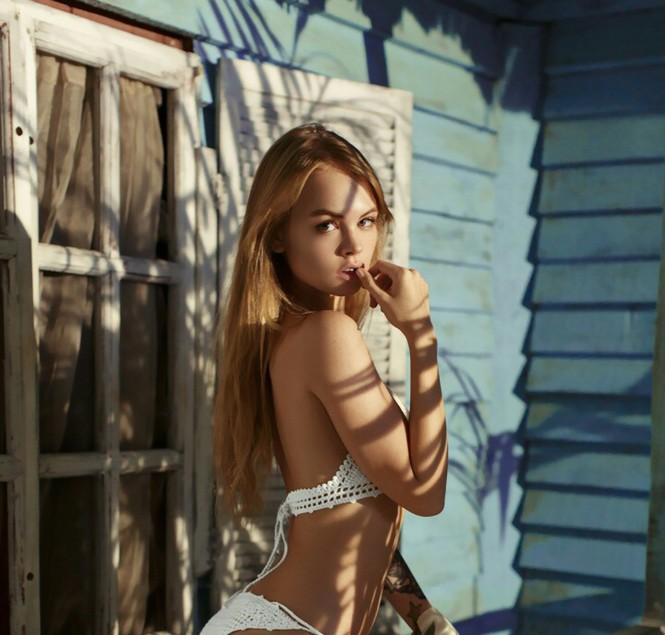 Anastasia Scheglova  - ảnh 4