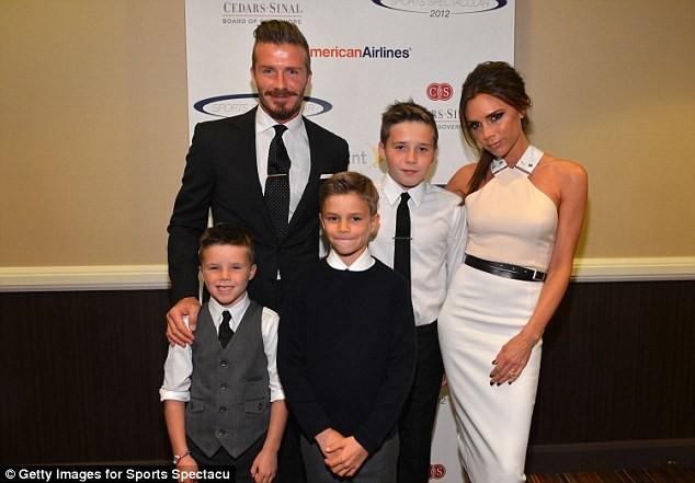 David Beckham, Victoria Beckham, bà Becks, Spice Girls - ảnh 13