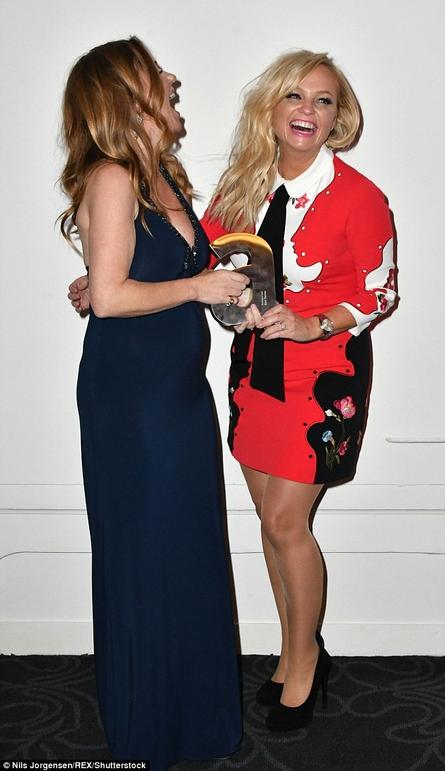 Spice Girls, Emma Bunton, Geri Horner, Geri Halliwell, Ginger Spice, Baby Spice, mang bầu, kết hôn, tay đua công thức 1 Christian Horner - ảnh 4