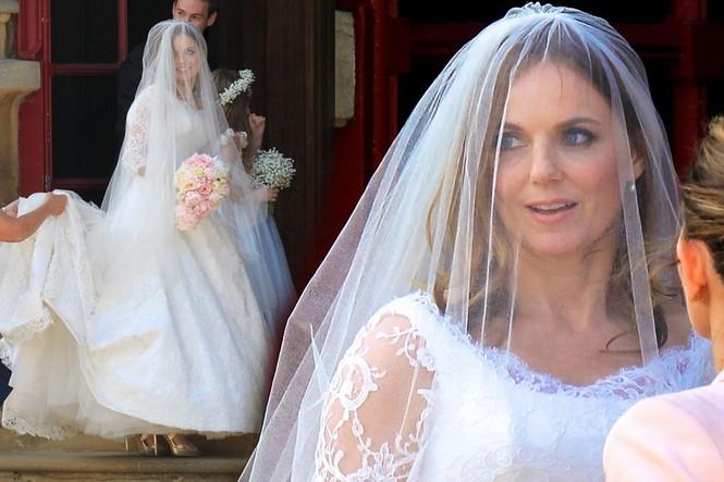 Spice Girls, Emma Bunton, Geri Horner, Geri Halliwell, Ginger Spice, Baby Spice, mang bầu, kết hôn, tay đua công thức 1 Christian Horner - ảnh 5