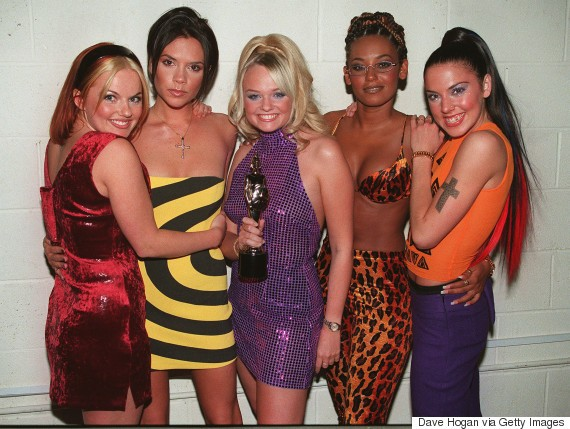 Spice Girls, Emma Bunton, Geri Horner, Geri Halliwell, Ginger Spice, Baby Spice, mang bầu, kết hôn, tay đua công thức 1 Christian Horner - ảnh 7