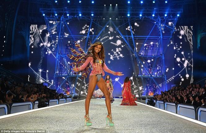nhà thiết kế,vẻ đẹp,trình diễn,Victoria's Secret, Fantasy Bra,Eddie Borgo, Jasmine Tookes,danh tiếng,thiên thần,sàn diễn - ảnh 6