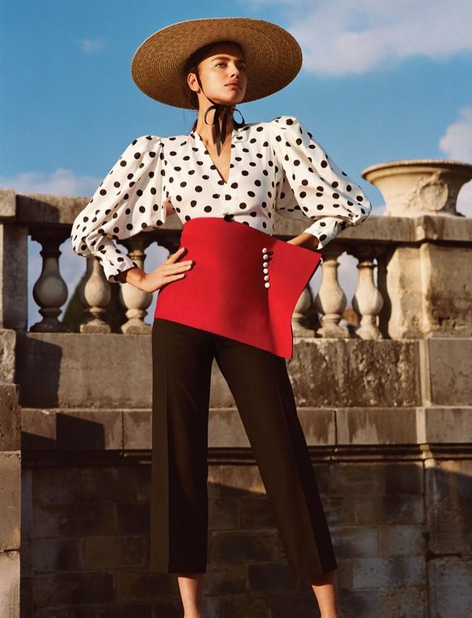 thời trang,siêu mẫu,người mẫu,gương mặt,Irina Shayk,quảng cáo,chân dài,thiên thần nội y, Stella Maxwell, Ellen Rosa, Vittoria Ceretti - ảnh 3