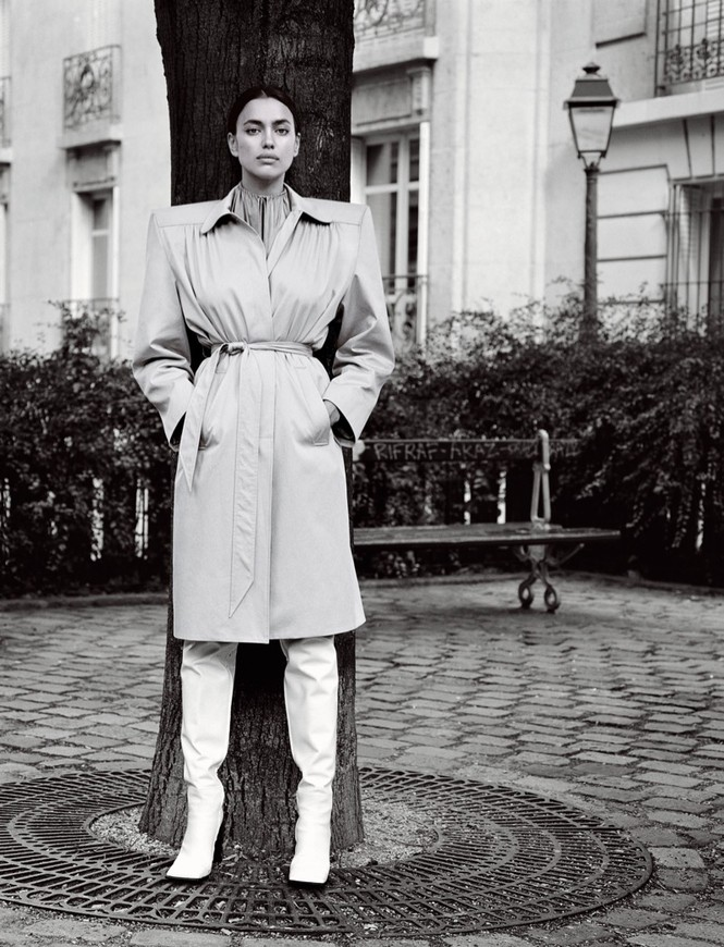 thời trang,siêu mẫu,người mẫu,gương mặt,Irina Shayk,quảng cáo,chân dài,thiên thần nội y, Stella Maxwell, Ellen Rosa, Vittoria Ceretti - ảnh 5