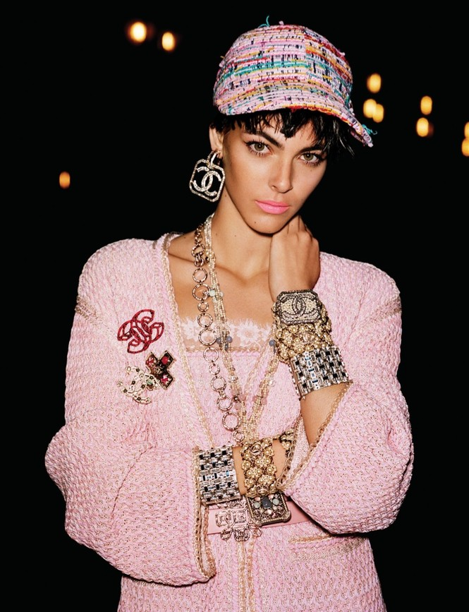 thời trang,siêu mẫu,người mẫu,gương mặt,Irina Shayk,quảng cáo,chân dài,thiên thần nội y, Stella Maxwell, Ellen Rosa, Vittoria Ceretti - ảnh 15