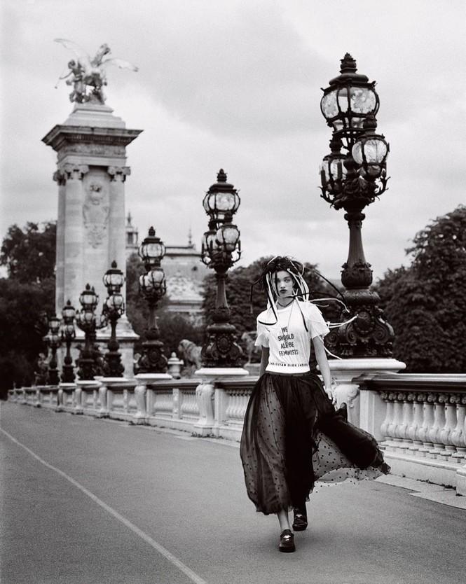 thời trang,siêu mẫu,người mẫu,gương mặt,Irina Shayk,quảng cáo,chân dài,thiên thần nội y, Stella Maxwell, Ellen Rosa, Vittoria Ceretti - ảnh 16