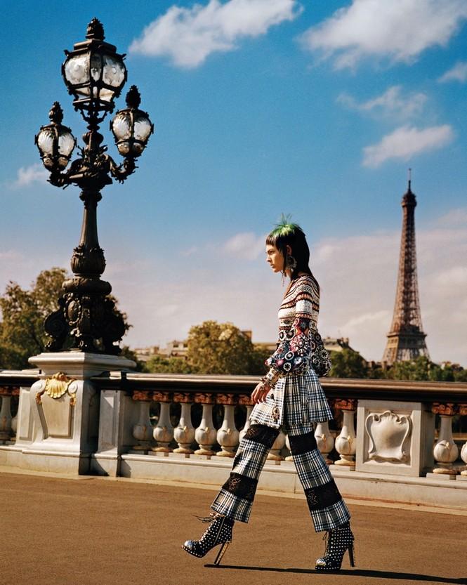 thời trang,siêu mẫu,người mẫu,gương mặt,Irina Shayk,quảng cáo,chân dài,thiên thần nội y, Stella Maxwell, Ellen Rosa, Vittoria Ceretti - ảnh 17