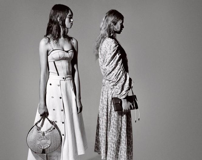 thời trang,siêu mẫu,người mẫu,gương mặt,Irina Shayk,quảng cáo,chân dài,thiên thần nội y, Stella Maxwell, Ellen Rosa, Vittoria Ceretti - ảnh 10