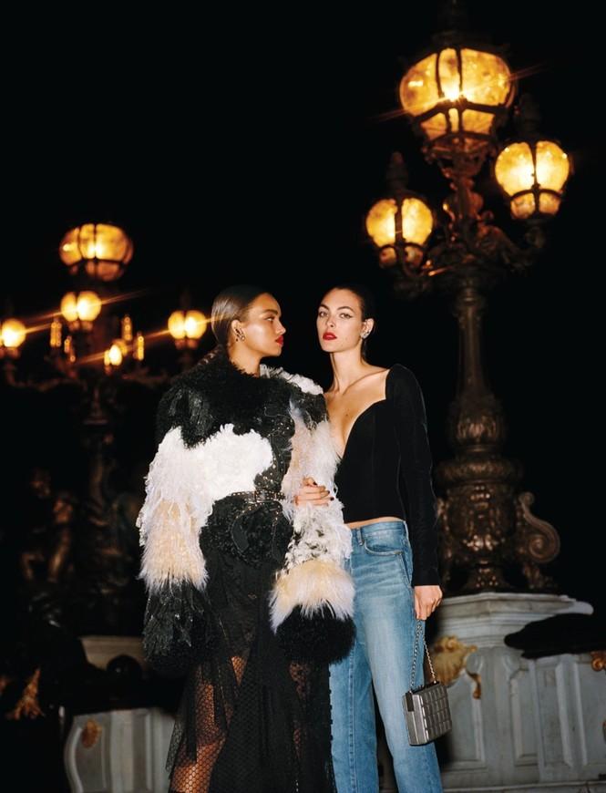 thời trang,siêu mẫu,người mẫu,gương mặt,Irina Shayk,quảng cáo,chân dài,thiên thần nội y, Stella Maxwell, Ellen Rosa, Vittoria Ceretti - ảnh 9
