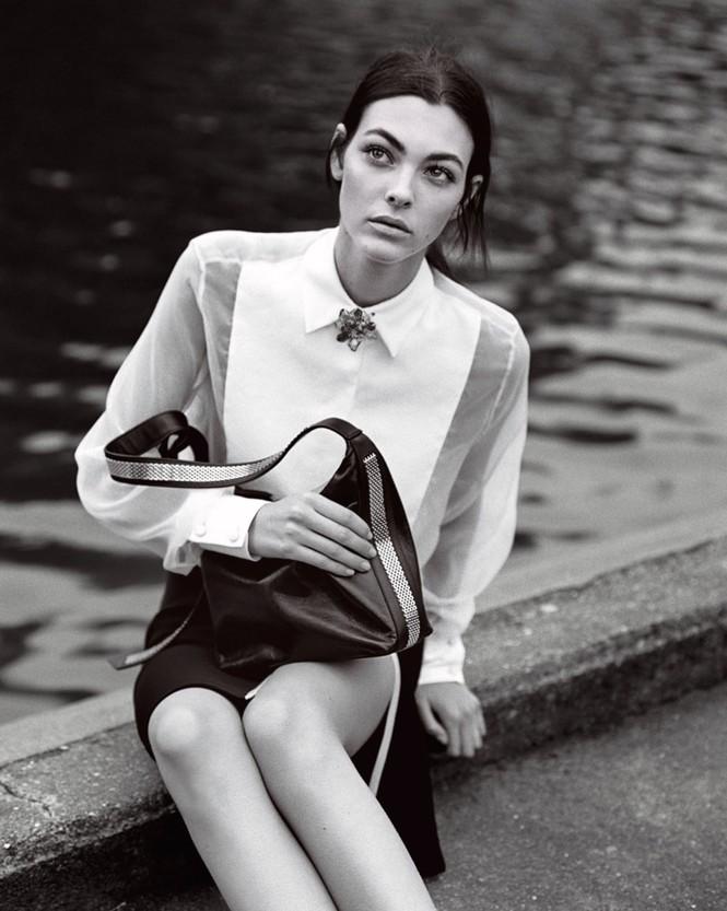 thời trang,siêu mẫu,người mẫu,gương mặt,Irina Shayk,quảng cáo,chân dài,thiên thần nội y, Stella Maxwell, Ellen Rosa, Vittoria Ceretti - ảnh 13