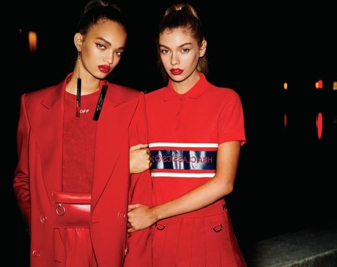 thời trang,siêu mẫu,người mẫu,gương mặt,Irina Shayk,quảng cáo,chân dài,thiên thần nội y, Stella Maxwell, Ellen Rosa, Vittoria Ceretti - ảnh 8