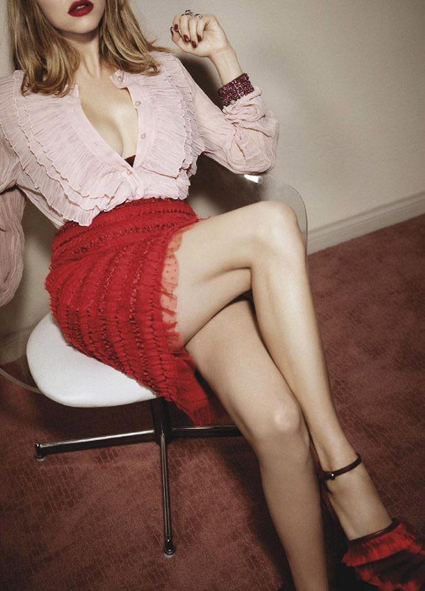 phim,khán giả,bạn diễn,tài tử,Mamma Mia,Amanda Seyfried,cô nàng lắm chiêu,Vogue, Cô gái quàng khăn đỏ, Red Riding Hood - ảnh 7