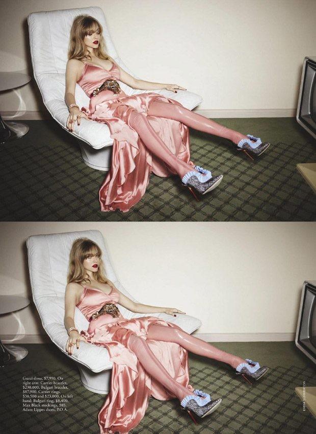 phim,khán giả,bạn diễn,tài tử,Mamma Mia,Amanda Seyfried,cô nàng lắm chiêu,Vogue, Cô gái quàng khăn đỏ, Red Riding Hood - ảnh 5
