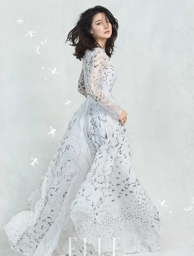 Lee Young Ae, nàng Dae Jang Geum, Song Seung Hun, Saimdang, Light's Diary - ảnh 4