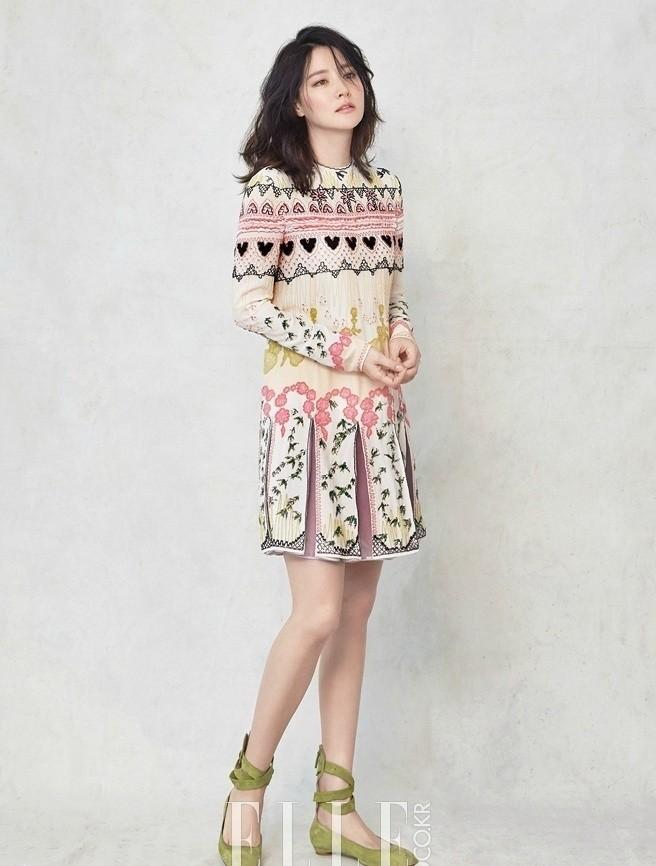 Lee Young Ae, nàng Dae Jang Geum, Song Seung Hun, Saimdang, Light's Diary - ảnh 6
