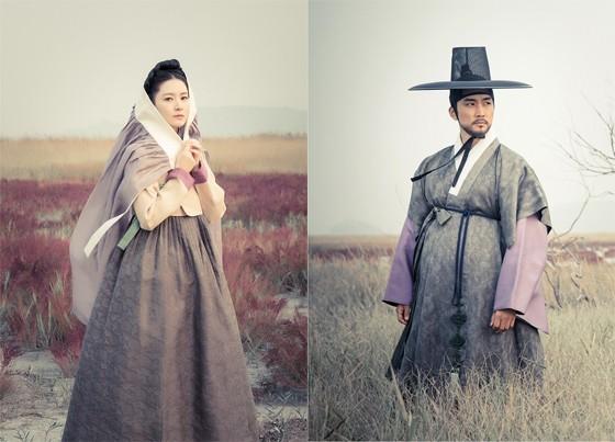 Lee Young Ae, nàng Dae Jang Geum, Song Seung Hun, Saimdang, Light's Diary - ảnh 12