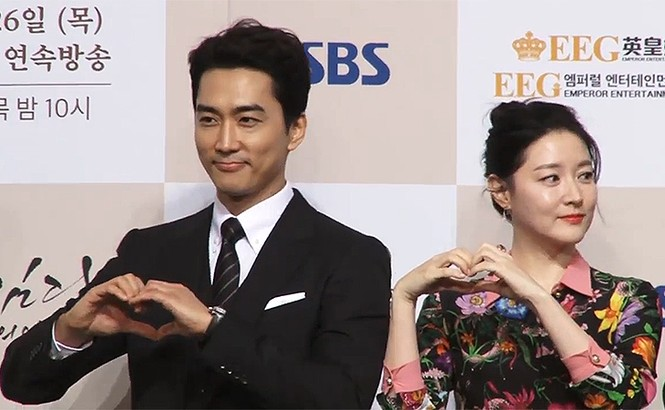 Lee Young Ae, nàng Dae Jang Geum, Song Seung Hun, Saimdang, Light's Diary - ảnh 19