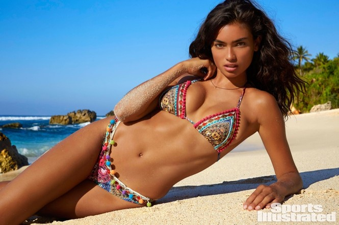 Sports Illustrated Swimsuit Issue 2017 Rookie - ảnh 6